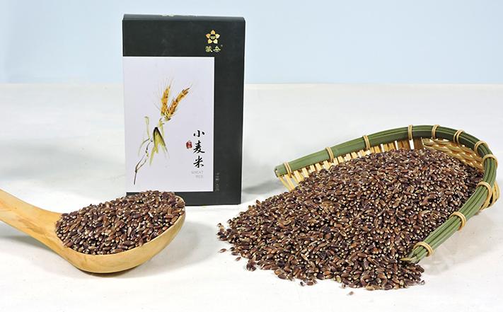 内蒙古小麦米