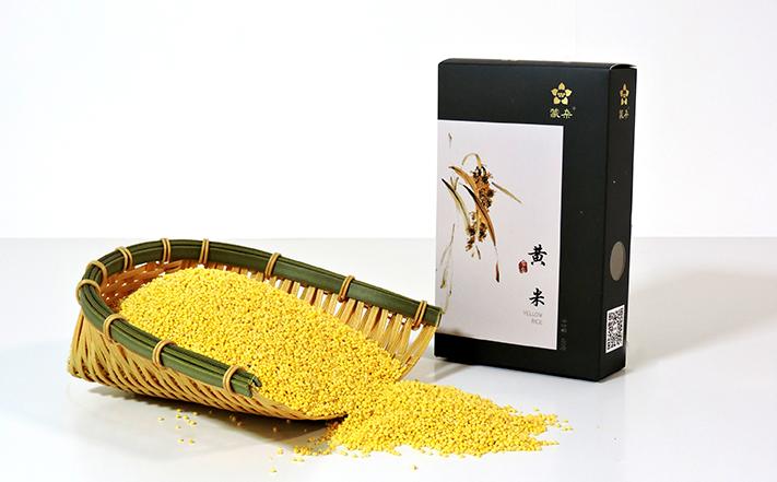 内蒙古有机黄米