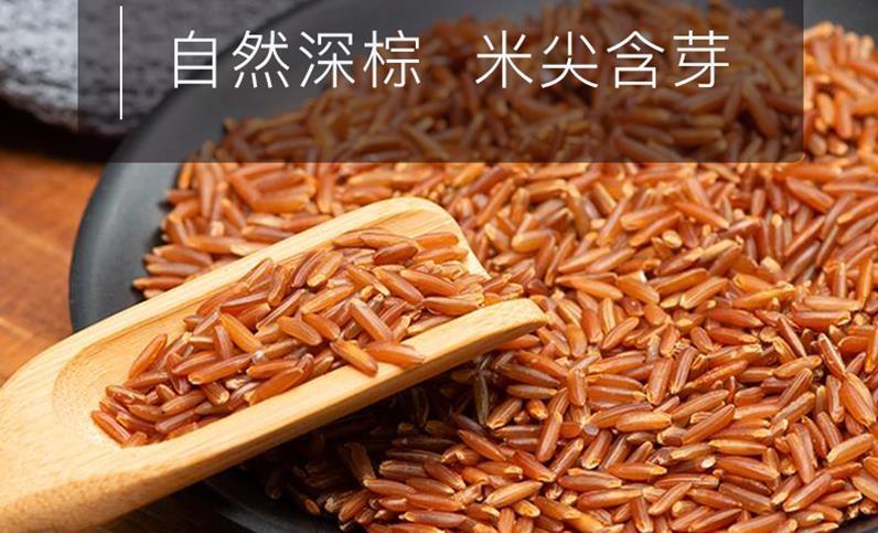 内蒙古红米